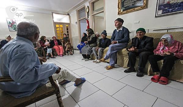 توضیحاتی در مورد سرای سالمندان خیریه شیراز برای کاربران سایت
