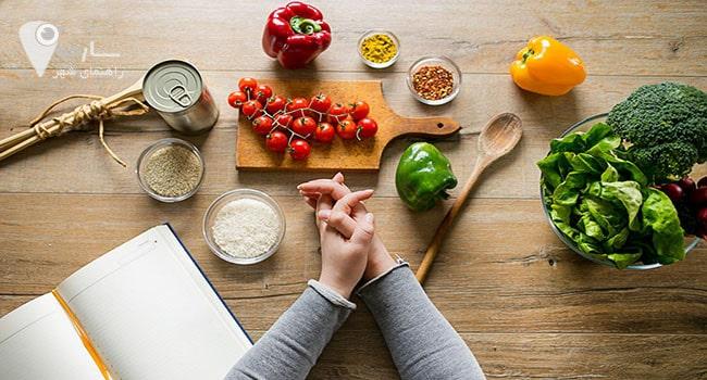 میزان کالری و ویتامین هرنوع مواد غذایی متفاوت است و آگاهی کامل از آنها در تخصص متخصص تغذیه و رژیم درمانی است.