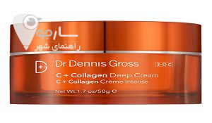 معرفی کرم ضد چروک - کرم ویتامین C و کلاژن Dr. Dennis Gross برای کسانی که می خواهند محصولات جدیدی در مورد کرم ضد چروک امتحان کنند