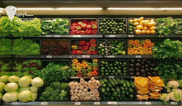 سبزی مارکت شیراز