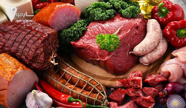 گوشت گوساله شیراز