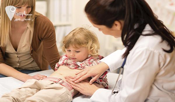 کودکان نیز مانند بزرگسالان نیاز به مراجعه به متخصص گوارش دارند