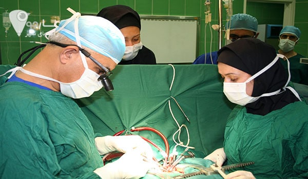 متخصص جراحی عمومی در شیراز