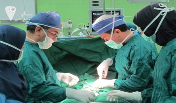 متخصص جراحی عمومی شیراز