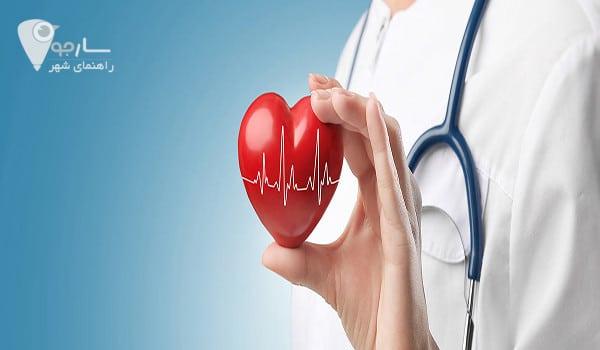 دکتر بهروز نامور متخصص قلب شیراز