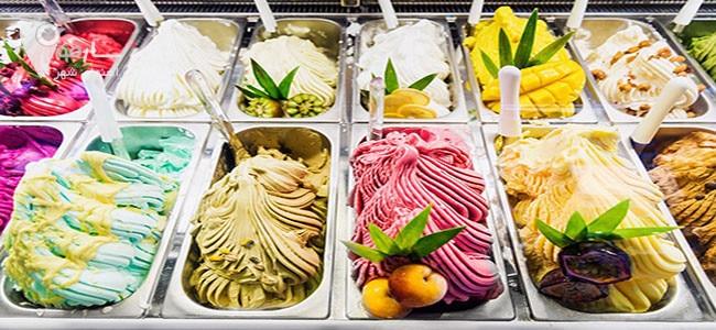 آبمیوه و بستنی شیراز