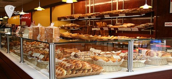 مجتمع نان در شیراز تولیدکننده انواع نان با کیفیت است