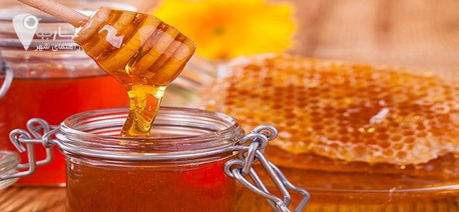 زیاده روی عسل باعث دردهای شکمی می شود