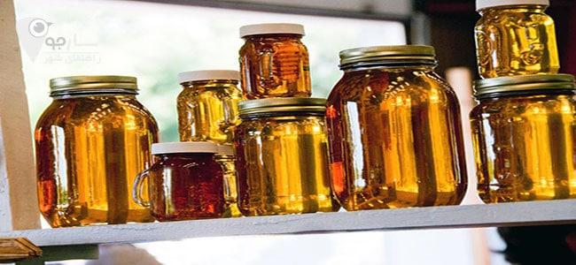 عسل فروشی شیراز را چطور پیدا کنیم