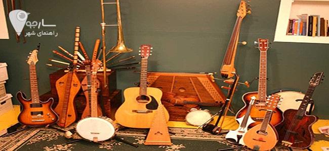 آشنایی با آلات موسیقی