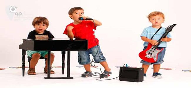 آلات موسیقی بچهگانه برای کودکان مناسب و طرفداران زیادی دارد