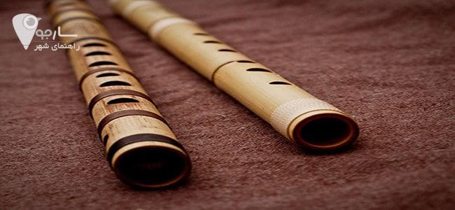 نی از آلات موسیقی ایرانی بشمار میرود.