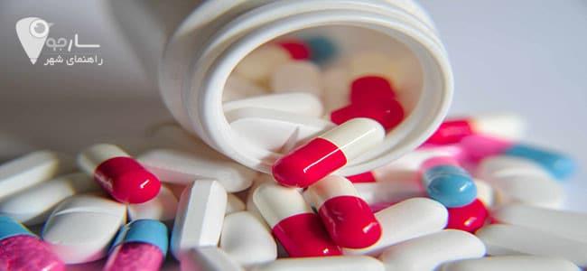 برخی داروها در خشکی واژن تاثیرگذار هستند.