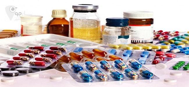 شرکت های پخش دارو در شیراز