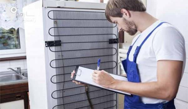 جهت کاهش هرگونه خطر احتمالی، برای تعمیرات یخچال با متخصصین تماس بگیرید.