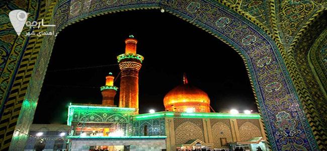 مشهد اولین و مهمترین مکان مذهبی ایران است.