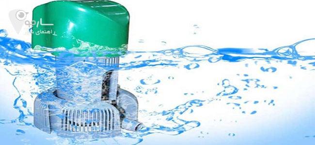 پمپ آب در سرویس کولر آبی مهم است.