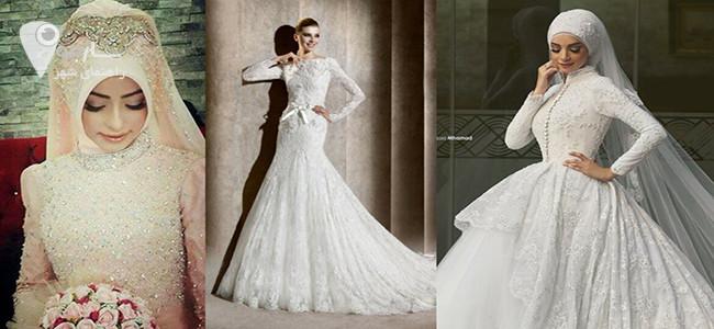 بهترین مدل لباس عروس ایرانی اسلامی را در سارجو پیدا کنید