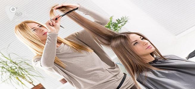 مدل کوتاهی موی بلند را باید با دقت انتخاب کرد.