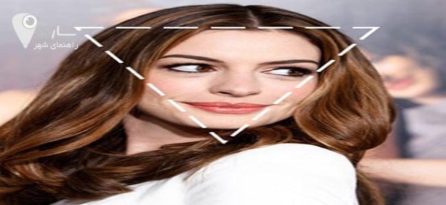 فرم صورت مثلثی مدل کوتاهی مو را محدود میکند