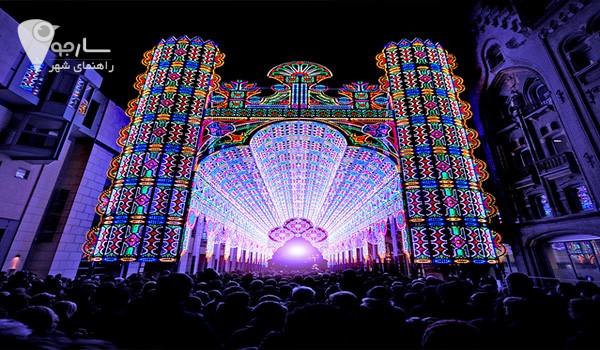 نور پردازی در واقع هنر بازی با نور به شکلی هدفمند است