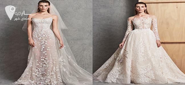 بهترین های مدل لباس عروس 2020