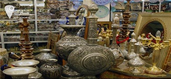 عتیقه فروشی در شیراز