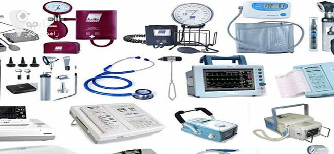 فروشگاه تجهیزات پزشکی در شیراز