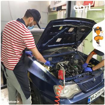 خدمات موتور شوئی در شیراز