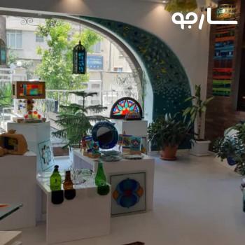 گالری شیشه تجسم شیراز