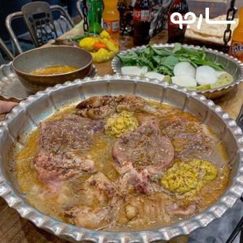 طباخی و كله پزی گلچین شیراز
