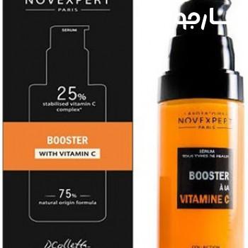 سرم تقویت کننده حاوی ویتامین c نووکسپرت