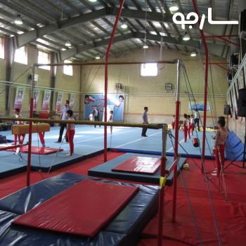 باشگاه ژیمناستیک نشاط شیراز