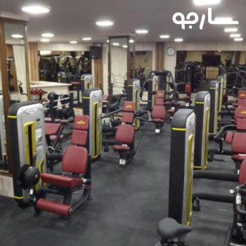 باشگاه بدنسازی ضربان شیراز