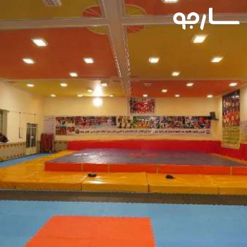 باشگاه ژیمناستیک شهید محمد آبادی شیراز