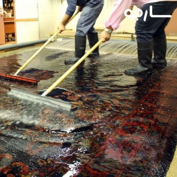قالیشویی و مبل شویی بیست شیراز