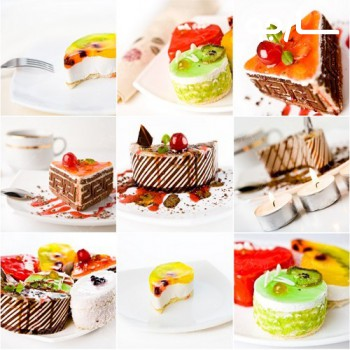 شیرینی اصل تبریز شیراز
