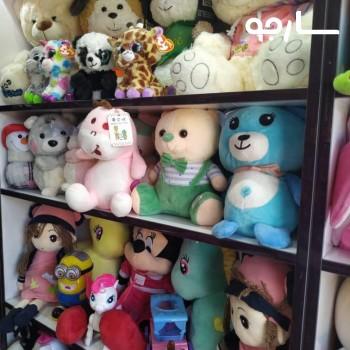 عروسک و خرس های فانتزی