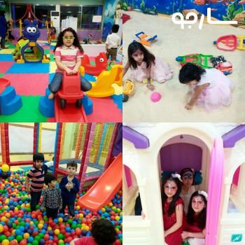 خانه بازی کودک بیبی پارک شیراز