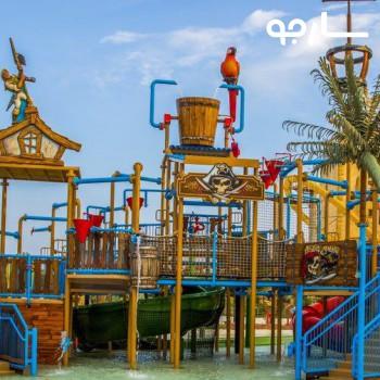 خانه بازی کودک سرزمین بچه ها شیراز