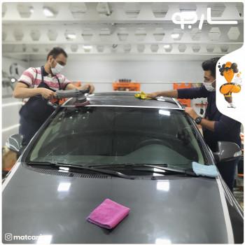 پولیش خودرو در شیراز