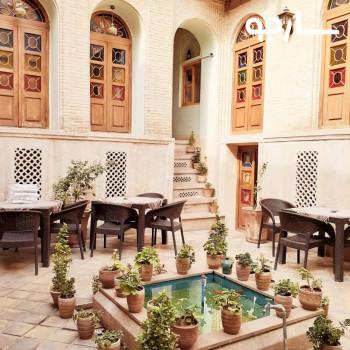 اقامتگاه سنتی سپهری  در شیراز