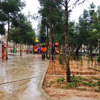 پارک قدوسی شیراز