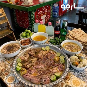 کله پزی پارسه شیراز
