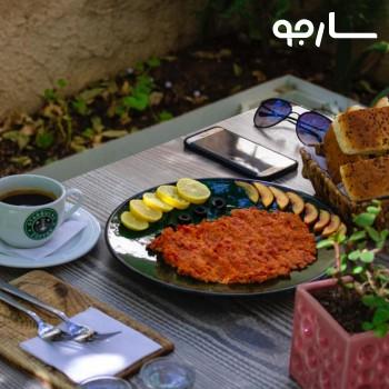 املت ایرانی (منوی صبحانه)